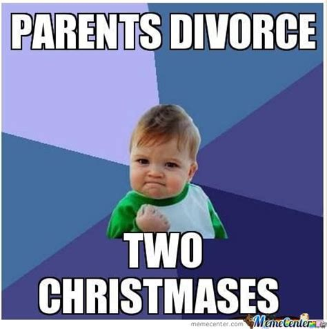 Funny Divorce Memes - parents divorce by reda12 meme center