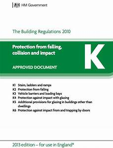 Guide To Building Regulations Part K