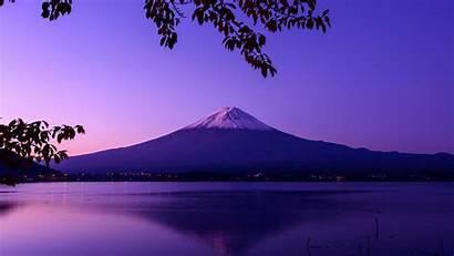 Japan Fuji Landscape Mount Desktop Wallpapers Backgrounds