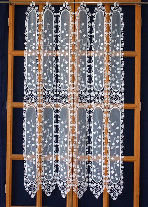 rideaux brise bise macrame grande hauteur de brise bise macram 233 et organza
