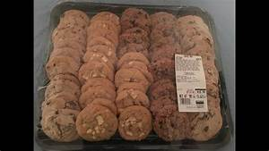 Party Trays Costco Costco 39 S Entire Cookie Tray Challenge Youtube