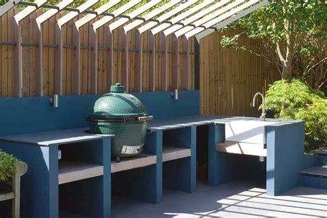 garden kitchen design outdoor kitchens in bespoke garden kitchens 1196