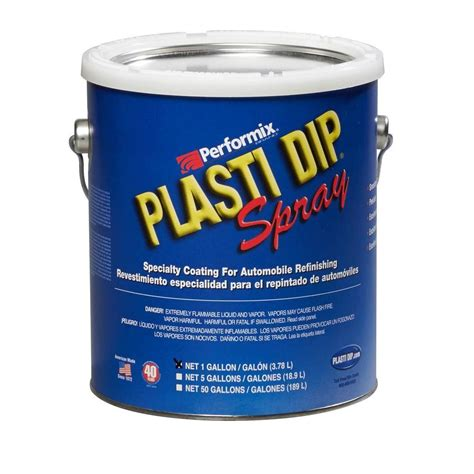 plasti dip plasti dip 1 gal blue plasti dip spray 10104s the home