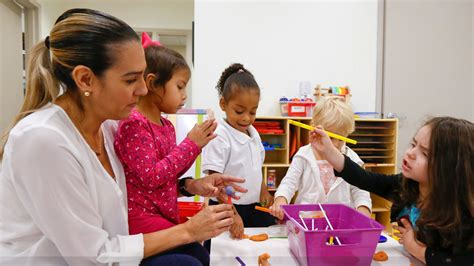 lighthouse for the blind miami a preschool that strives to make a difference