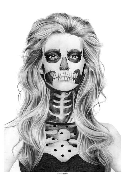 Skull Girl — Laura Eddy