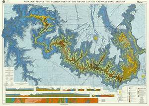 Pdf  Geologic Map Of The Eastern Part Of The Grand Canyon