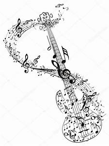Guitarra Y Notas Musicales Pictures to Pin on Pinterest ThePinsta