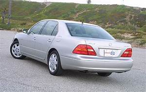 Used 2001 Lexus Ls 430 For Sale