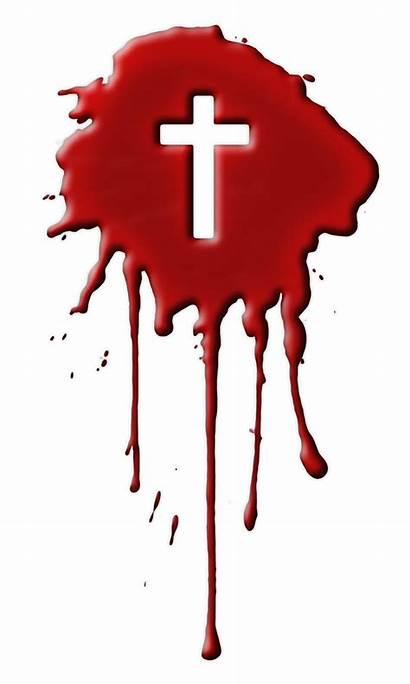 Truckn Pro Blood Cross Jesus Line Sins