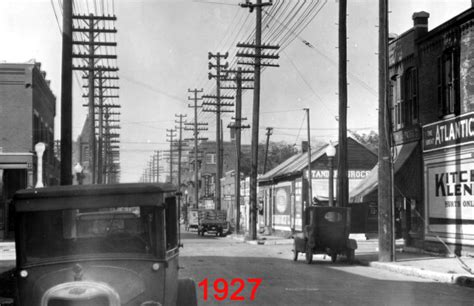 Indianapolis Power And Light Company by Indianapolis Then And Now 200 Block Of E 16th