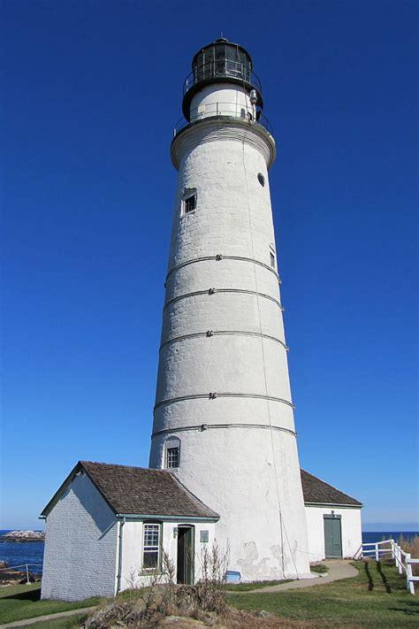 east coast lighting boston light united states lighthouses