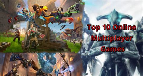 Top 10 Free Online Multiplayer Games 2017  Gamers' Nation