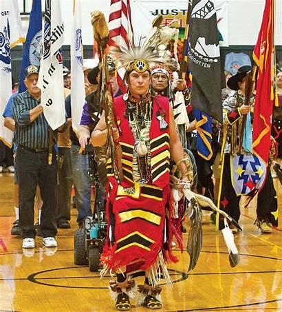 Cowlitz Tribe Indian Pow Wow Colors Regalia