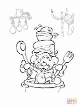 Pimboli Tatty Kolorowanki Macaroni Makaron 999coloringpages sketch template