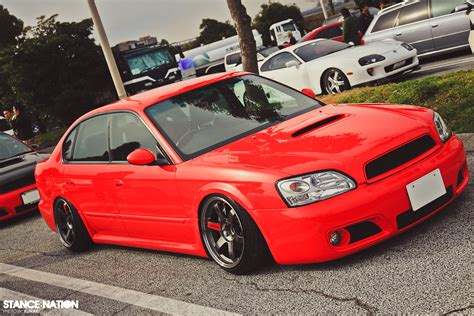 2000 subaru legacy stance image gallery stanced legacy
