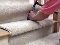 installing carpet on stairs How to Install Carpet Tiles on Stairs