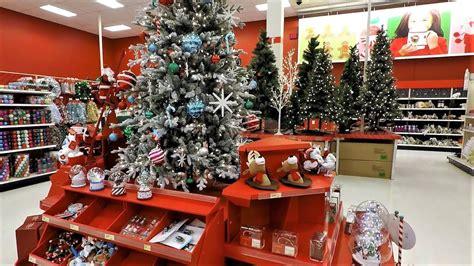 christmas section  target christmas shopping