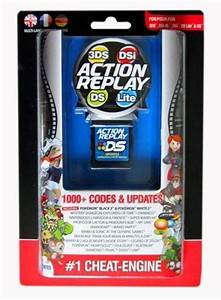 Action Replay For Nintendo Ds Ebay