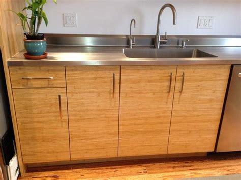Kitchen Furniture Honolulu by Honolulu Remodel Bamboo Cabinets Custom Cabinets
