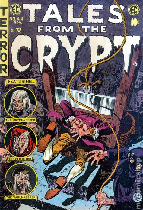 Tales From The Crypt (1950 Ec Comics) Comic Books