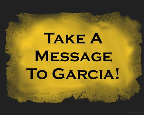 letter to garcia inspirational letter to garcia cover letter exles 34395