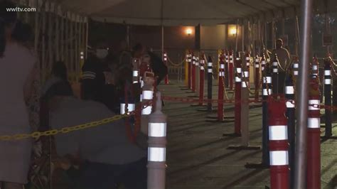 Early voting lines begin 4 a.m. Tuesday in Marrero ...