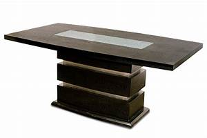 Small Rectangle Glass Dining Table - [peenmedia com]