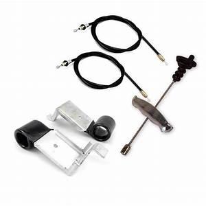 Mustang Emergency Brake Cable Kit