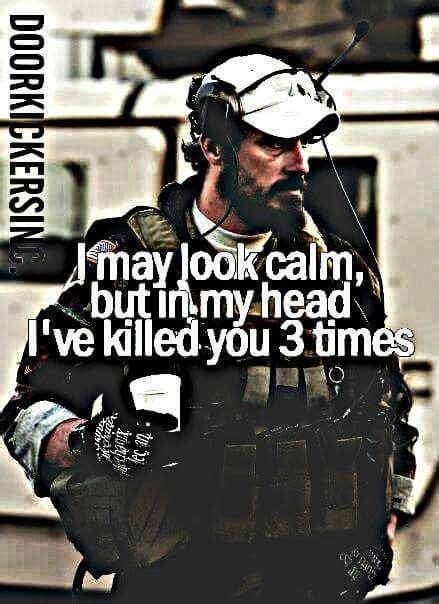 Bad Ass Memes - pin by leigh anne davis on bad ass pinterest military military humour and motivational