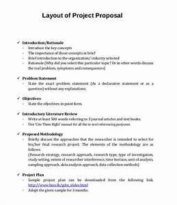 Project Proposal Plan Template - Henrycmartin.com