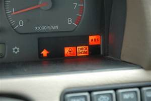 1998 Volvo S70 Check Engine Light