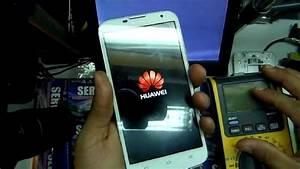 Reparacion Celular Huawei Ascend G730 No Encendia   Repair
