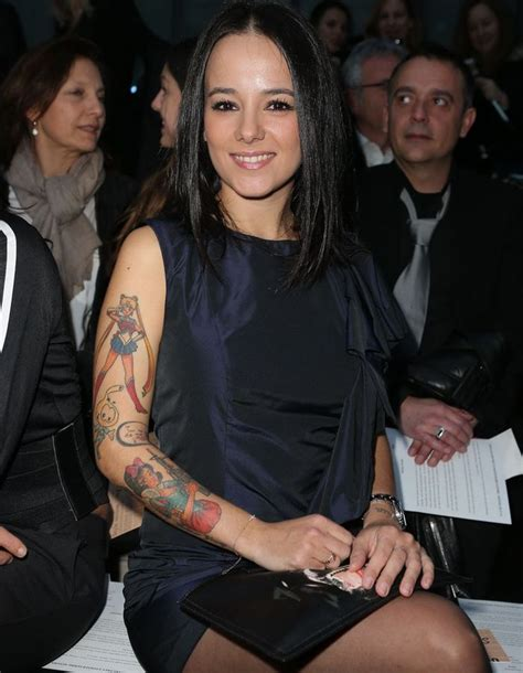 Les Tatouages D'alizée  Tattoo  Inspirezvous Des Stars