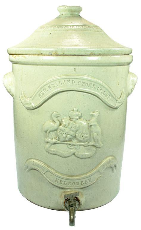 zealand stone   melbourne stoneware water filter