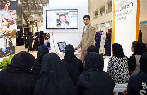 aust participates   international education show