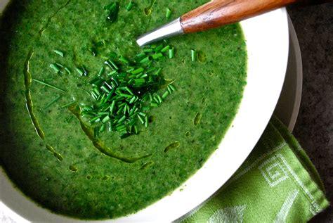 ortie cuisine stinging nettle soup v gourmet