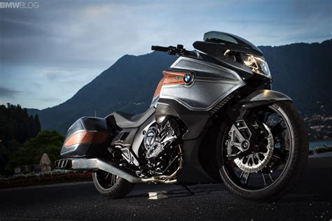 "Bmw Motorrad ""concept 101  New Photos"
