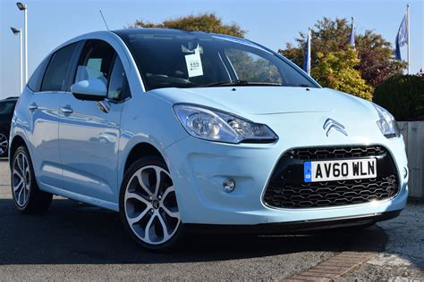 CITROEN C3 1.6 HDi 16V Exclusive 5dr For Sale :: Richlee ...