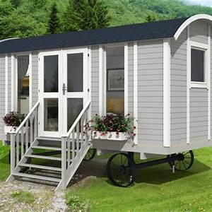 Casa Mobile Su Ruote Mod  Trento 4 8x2 4