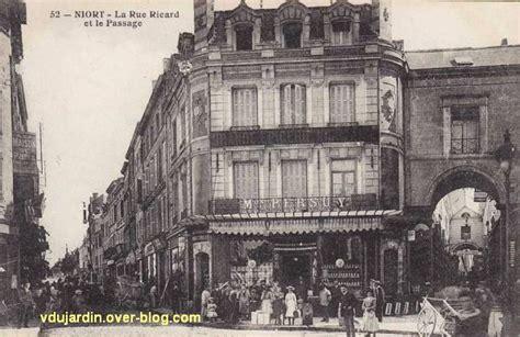chambre de commerce niort quelques commerces et magasins autour de 1900 à niort le