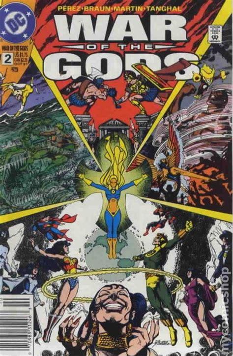 War Of The Gods (1991) Comic Books