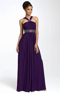 Purple bridesmaid dresses 2013 for Purple long dress for wedding