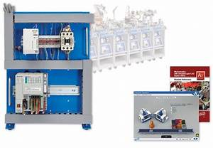 Mechatronics Training System For Industrial Automation