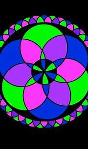 Pin de sherry mize en My Color Pages | Mandalas, Mandalas ...