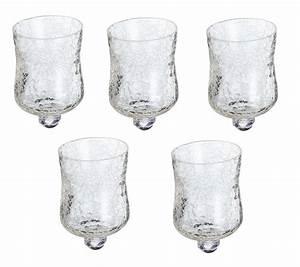 Kerzenständer Glas Hoch : 5 x glasaufsatz crackle f r kerzenst nder glas windlicht aufsatz kerzenhalter ebay ~ A.2002-acura-tl-radio.info Haus und Dekorationen