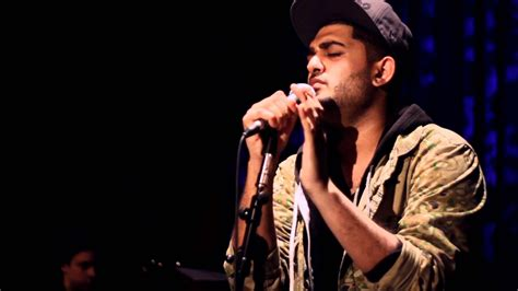 Sid Sriram- Naked Innocence (live)