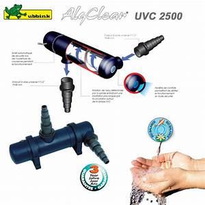 Filtre Bassin Exterieur : filtre anti algue pour bassin ext rieur algclear uvc 2500 ~ Melissatoandfro.com Idées de Décoration