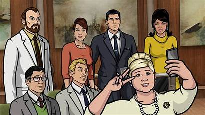 Archer Tv Sterling Season Backgrounds Lana Episode