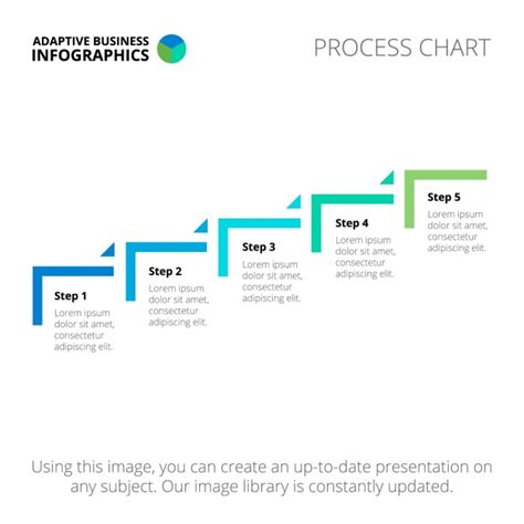 infographic template design vector free