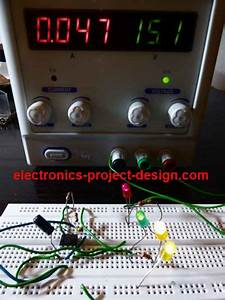 Led Flasher Project Using 555 Timer Ic